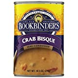 Bookbinders (Old Original) Crab Bisque, 10.5-Ounce (Pack of 6) by Bookbinder's