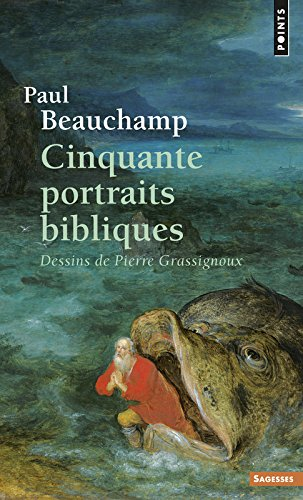 Cinquante portraits bibliques (Anglais) Poche – 19 septembre 2013 Paul Beauchamp Points 2757835629 Religion et société