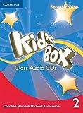 Kid's Box Level 2 Class Audio CDs (4) Second Edition - 9781107643048