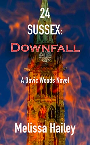 24 Sussex: Downfall: A Davic Woods novel (The Davic Woods Series Book 1)