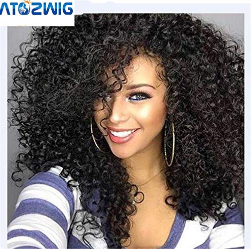 ATOZWIG Kinky Curly Afro Wig 22