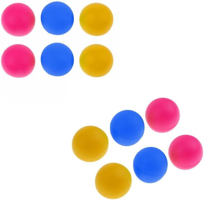 Toygogo 12 Unids 36mm Tenis Playa Bolas Cerveza Ping Pong Bolas De Gato Coloridas Juguete De Tenis De Mesa - 3 Tipos