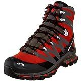 big sale 2ae55 27351 Salomon Men s Cosmic 4D GTX Fast Light Ba ... acking Boot, Quick Autobahn  Black, 9.5 M US