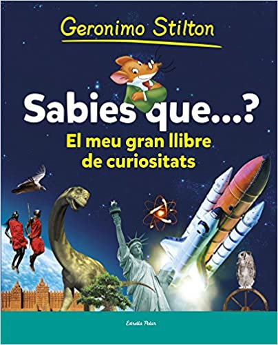Audiolibros descargables gratis para iphone Sabies Què? (Geronimo Stilton) en español PDF FB2 8490573859