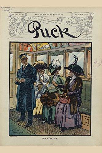 Photo Print 20x30: The Fare Sex, 1910 by ClassicPix