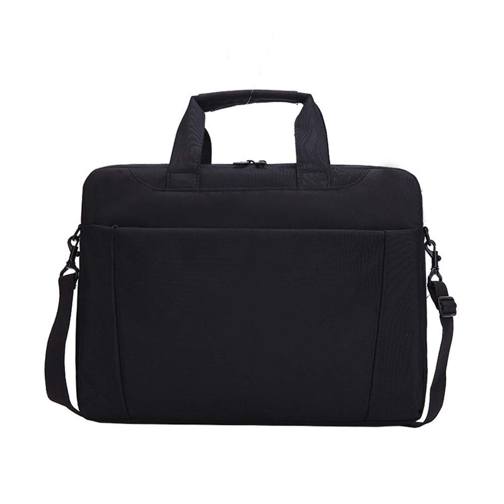 Amyannie Laptop Messenger Bag Waterproof Laptop Bag Messenger Bag Shoulder Bag Shockproof Thick Nylon 13'' / 14'' Briefcase Messenger Bag with Handle and Shoulder Strap Briefcase Laptop Messenger Bag