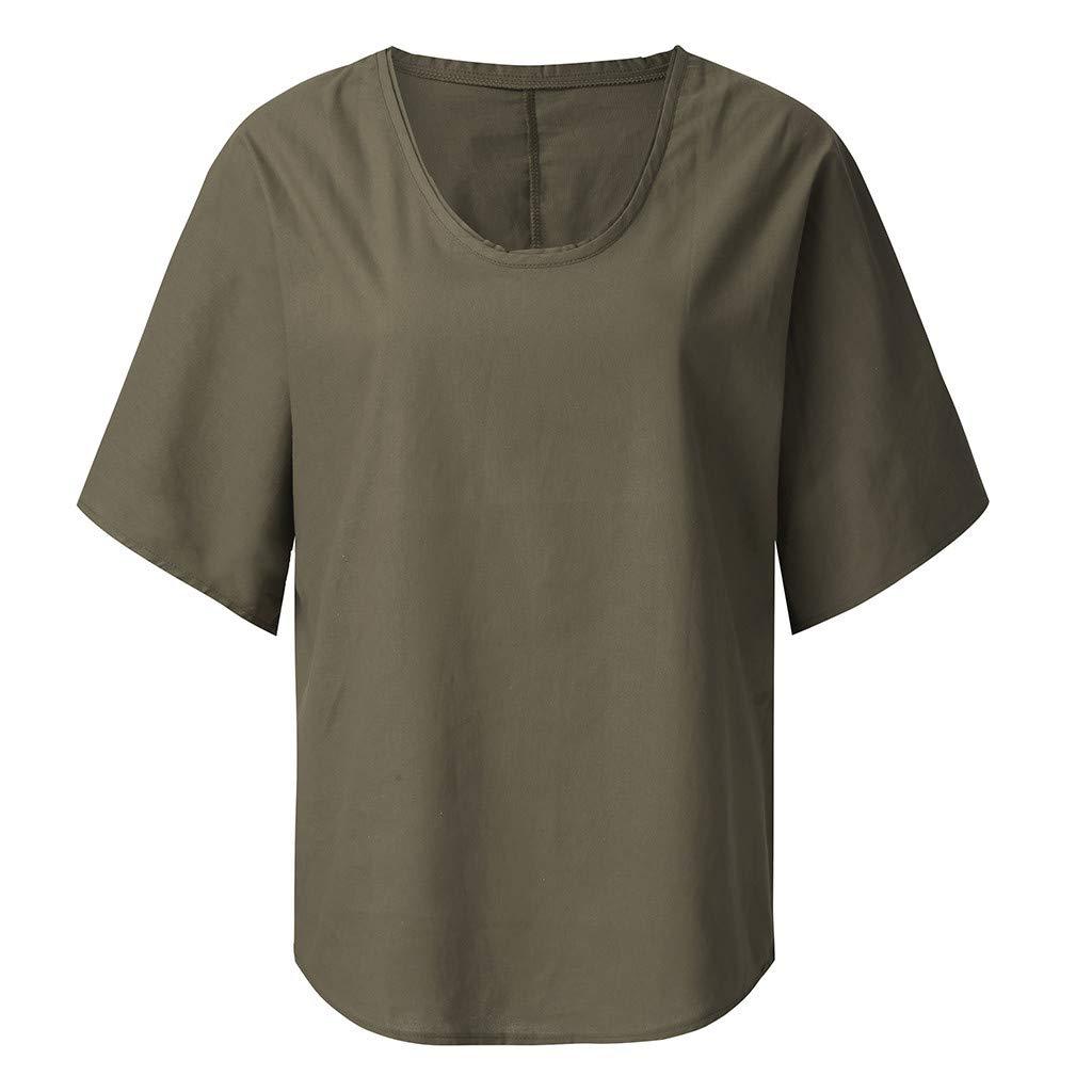 SSUPLYMY Damen T Shirt Kurzarm V Ausschnitt Sommer Tops