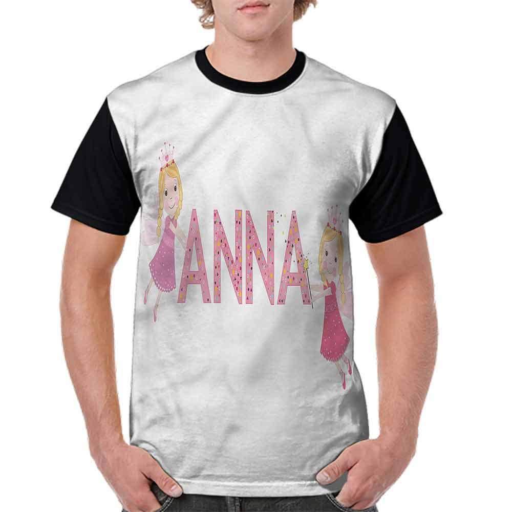 Vintage T-Shirt,Manga Style Pisces Girl Fashion Personality Customization