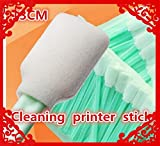 Printer Parts 500pcs A+ Cleaning Stick Yoton Cleaning swabs Factory