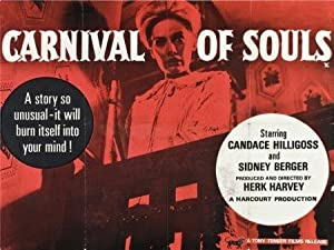 Carnival Of Souls Movie Poster 24x36 from Posters