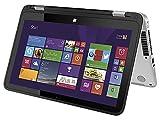 "2016 HP Pavilion X360 2-in-1 13.3"" Touchscreen Premium Laptop, Intel Core i3-6100U Processor, 6GB RAM, 500GB HDD, 8-hour Battery Life, 802.11ac, Webcam, HDMI, Bluetooth, No DVD, Windows 10"