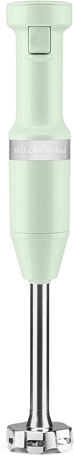KitchenAid KHBV53PT Variable Speed Corded Hand Blender, Pistachio