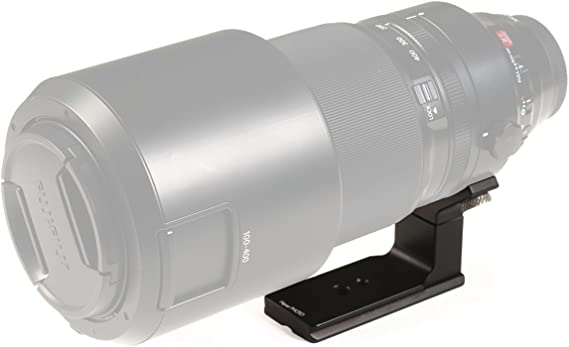 Hejnar Photo Arca Type Foot Replacement for Nikon 200-400 F4.0 AFS VR VR II Made in U.S.A