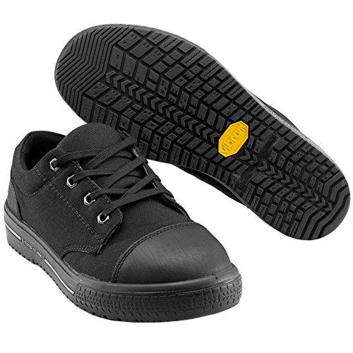 Mascot F0093-906-09-1142 Meeker Chaussures de sécurité Taille W11/42 Noir
