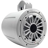 MB Quart NT1-116 Nautic Series 2-Way Wake Tower Speaker with Dove Gray FInish & Mounting Hardware (6.5, 120 Watts, No Illumination)