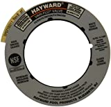 Hayward SPX0710G Label Plate Replacement for Hayward Multiport and Sand Filter Valves