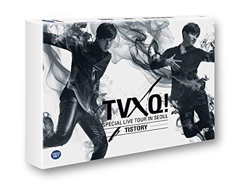 Tohoshinki TVXQ DBSK - TVXQ! Special Live Tour [TISTORY] in SEOUL DVD [2 Discs + Photobook] + Extra Photocards