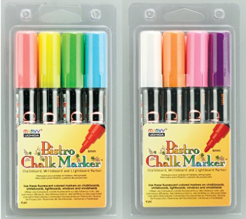 4 Piece Chalk - 2