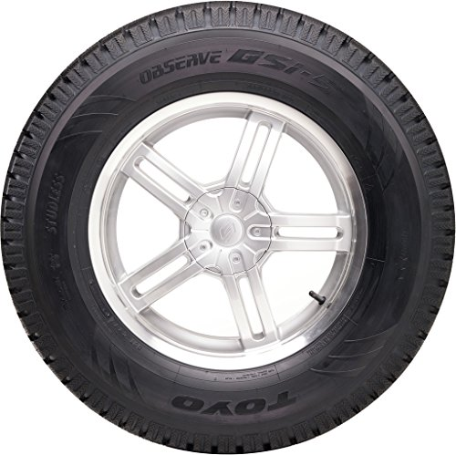 215/60-16 Toyo Observe GSi-5 Winter Performance Studless Tire 95T 2156016 by Toyo Tires (Image #4)