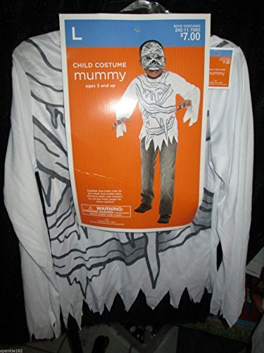 Mummy (Mummy Coffin Costume)