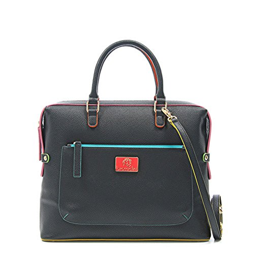 k Braccialini sylvie handbag Borsa nero linea ppwXz
