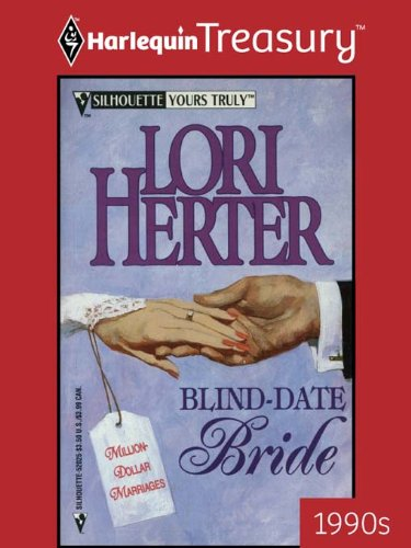 Silhouette Blinds - Blind-Date Bride (Silhouette Yours Truly)