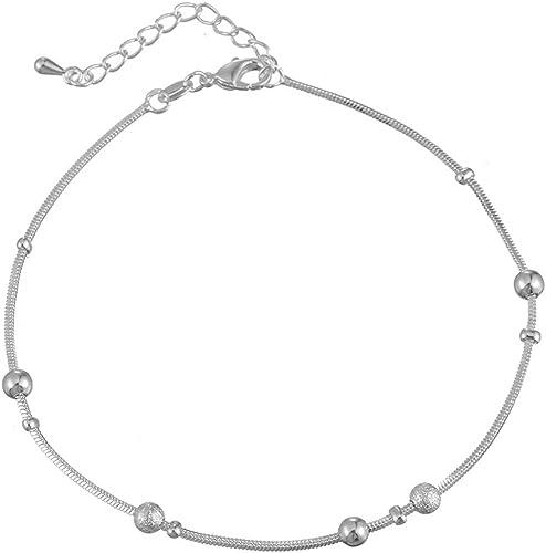 bracelet femme couleur argent