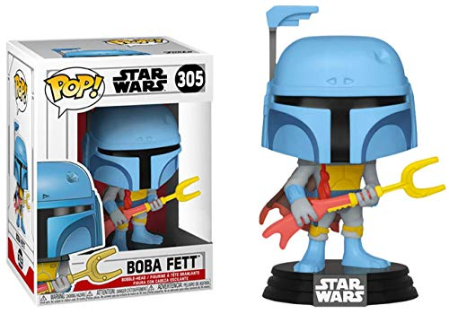POP Funko Star Wars 305- Boba Fett Anima