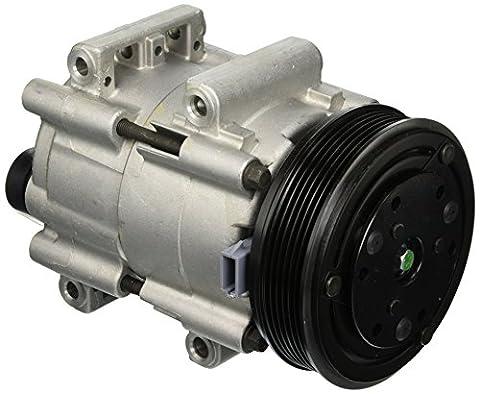 Four Seasons 58146 Compressor with Clutch - Pickup A/c Compressor