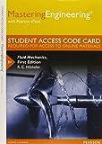 Fluid Mechanics, Hibbeler, Russell C., 0133820807