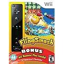 FlingSmash with Wii Remote Plus - Black