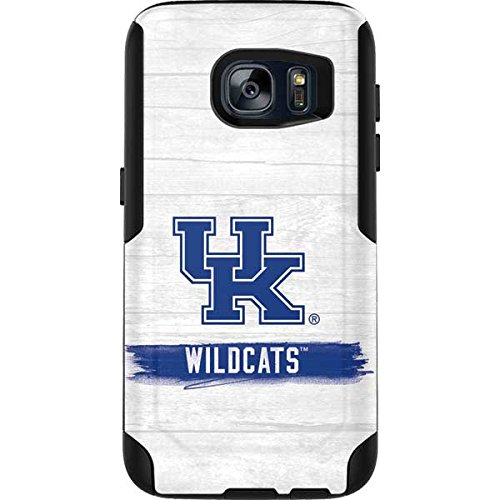 Wood Wildcats (University of Kentucky OtterBox Commuter Galaxy S7 Skin - UK Kentucky Wildcats Wood)
