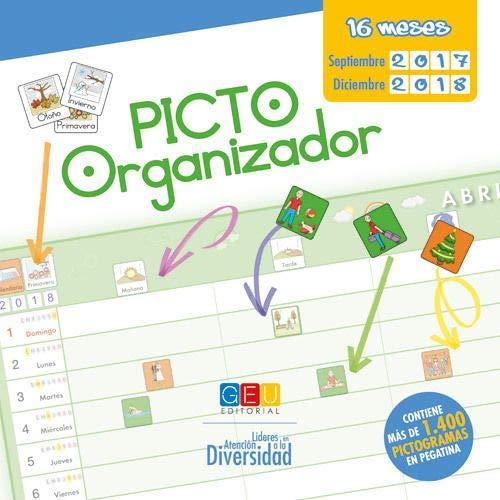 Picto organizador: Amazon.es: Vv.Aa, Vv.Aa: Libros