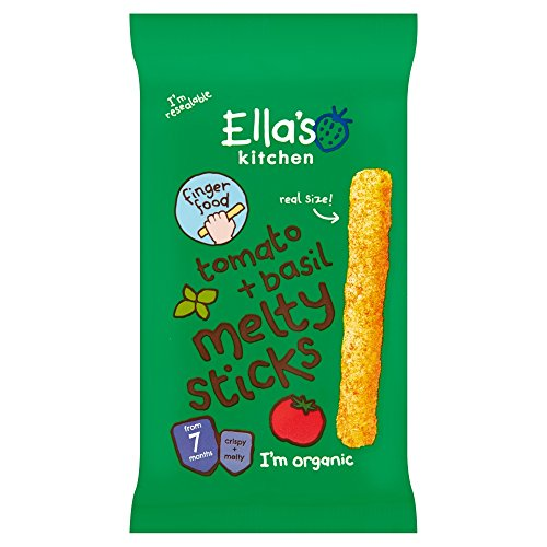 Ella's Kitchen Tomato And Basil Melty Sticks