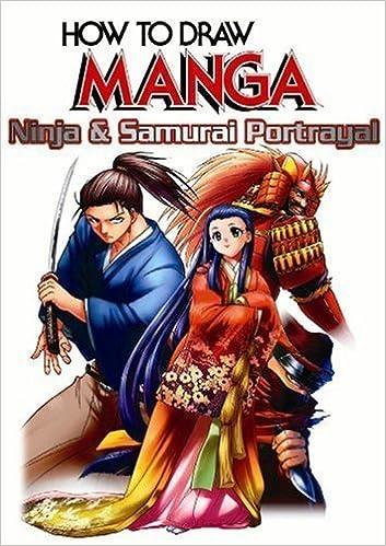 Amazon.com: How To Draw Manga Volume 38: Ninja & Samurai ...