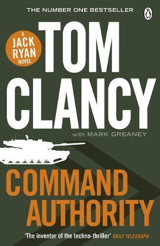 Read Online Command Authority pdf