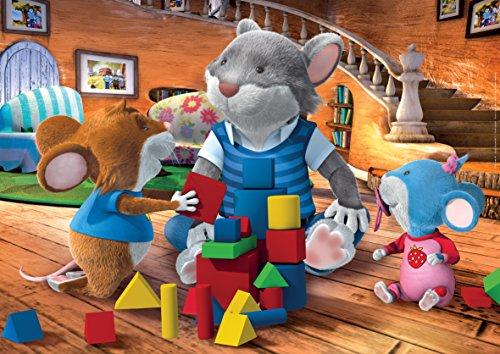 Clementoni puzzle supercolor maxi pezzi topo tip giochi