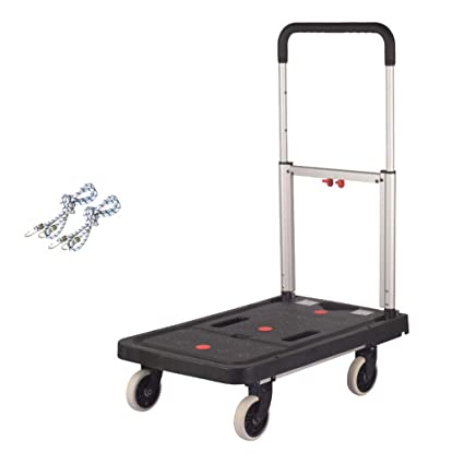 29053c21d140 Amazon.com: Hand Trucks Shopping Cart Sack Trolley Tool Cart Out Of ...