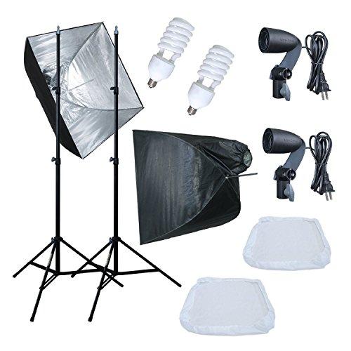 Buy softbox lighting kit for photography