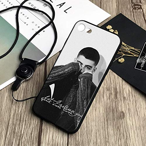 Hat Wanna Till Inspired by Zayn Malik Phone Case Compatible With Iphone 7 XR 6s Plus 6 X 8 9 Cases XS Max Clear Iphones Cases TPU Wanna Signed 32847393928