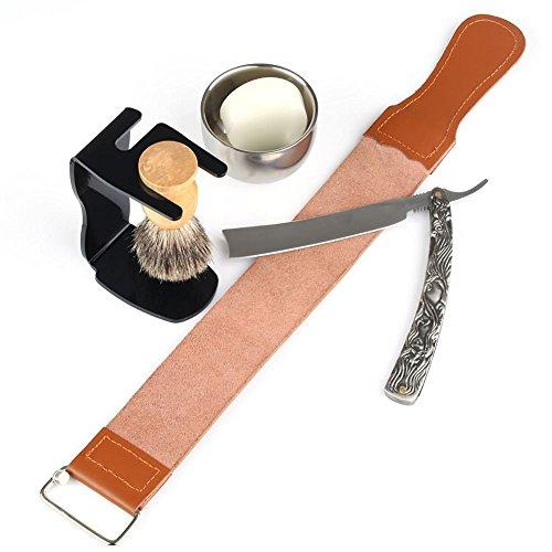 Barber Shaving Straight Razor Strap