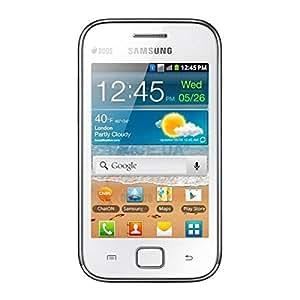 "Samsung Galaxy Ace Duos SIM doble 3GB Blanco - Smartphone (8,89 cm (3.5""), 3 GB, 5 MP, Android, 2.3, Blanco)"