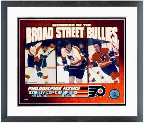 Philadelphia Flyers Broad Street Bullies Photo (Size: 12.5