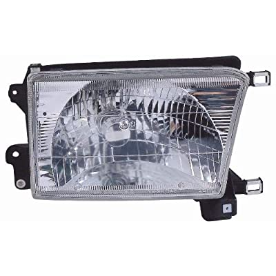 Depo 312-1142R-AS Toyota 4Runner Passenger Side Replacement Headlight Assembly: Automotive