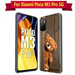 Nainz Designer Case for Poco M3 Pro 5G Back Cover for Poco M3 Pro 5G Printed Back Cover-D076