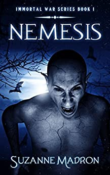 Nemesis: Immortal War Series:  Book 1 by [Madron, Suzanne]