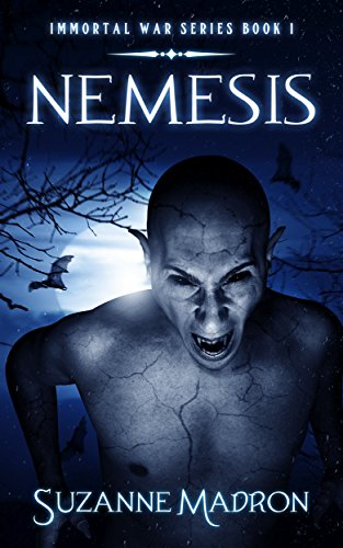 Nemesis: Immortal War Series: Book 1 by [Madron,Suzanne]