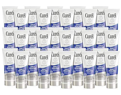 Curél Daily Healing Body Lotion for Dry Skin, 1 Ounce Each, 30 Count from Curél Skincare