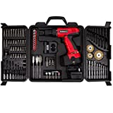 Stalwart 89-Piece 18V Cordless Drill Set (Tools & Home Improvement)