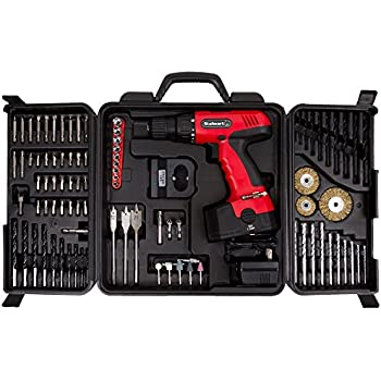 Black decker 126 pc home project kit